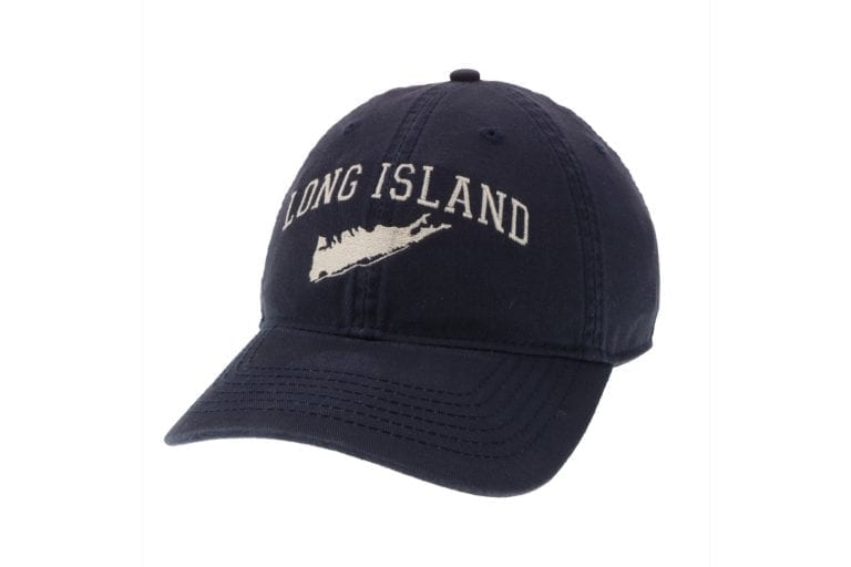 Navy Geography hat