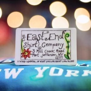 east end shirt company gift card