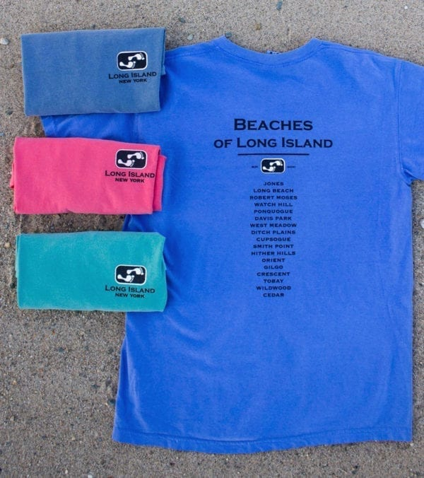 Beaches Full Tee