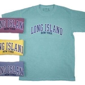 Traditional Arch Long Island Tee