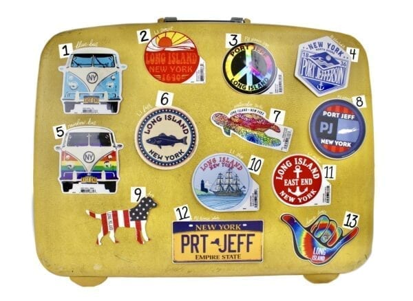 enamel pins for luggage bag