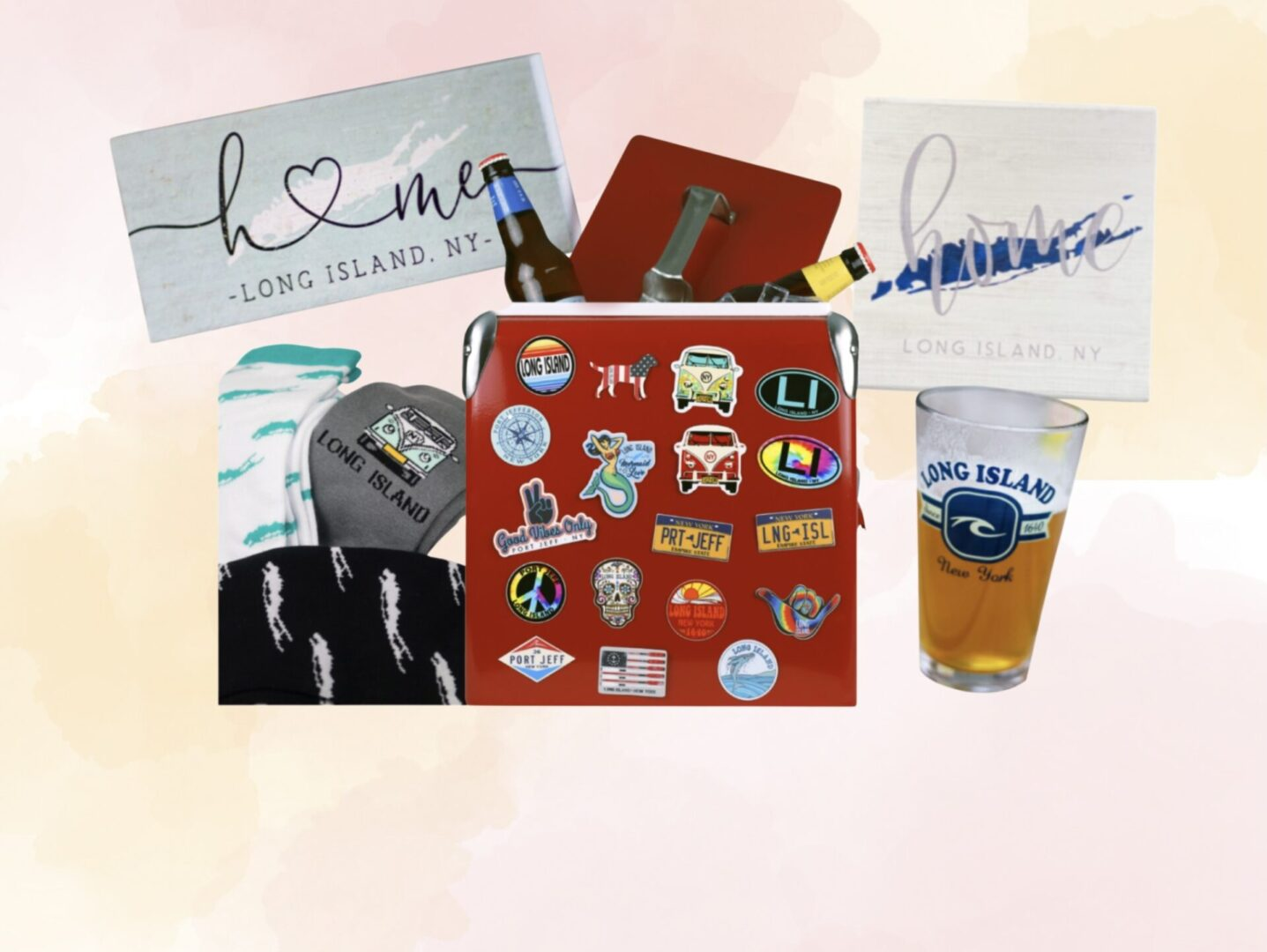 Accessories & Home Goods